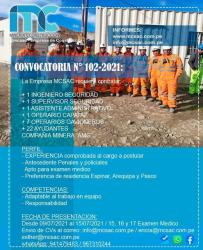 Compañía minera auplata mining group s.a.c